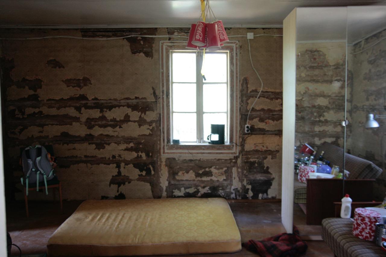 gołe cztery ściany remont