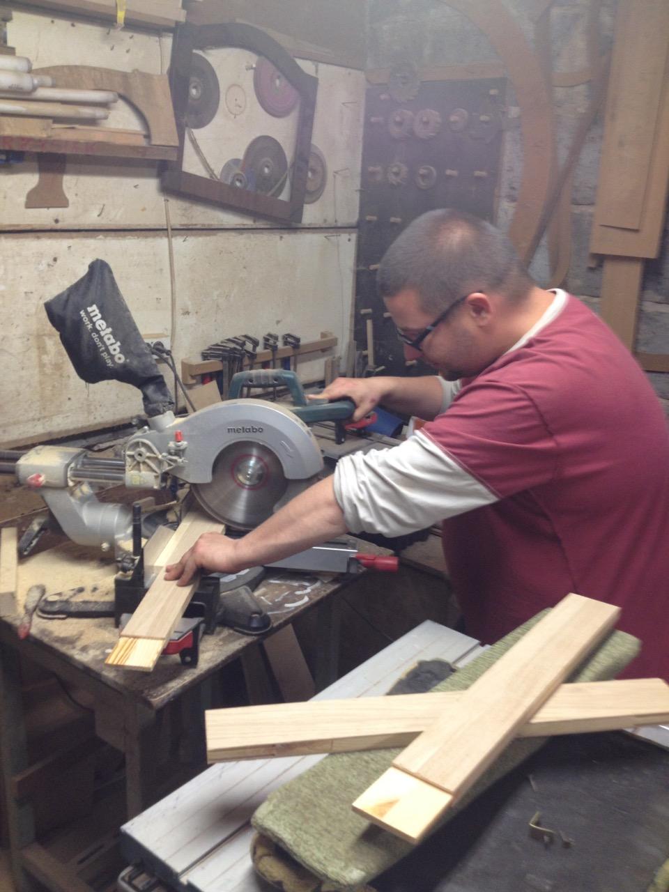 praktyki stolarskie nauka stolarstwa